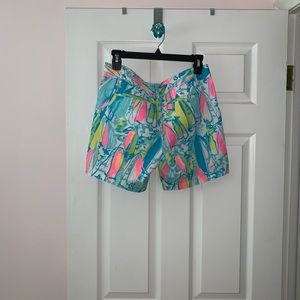 Lilly Pulitzer Shorts - Lilly Pulitzer Jayne Shorts